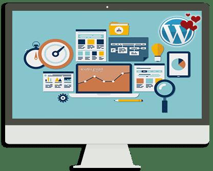 Custom Designed Web
