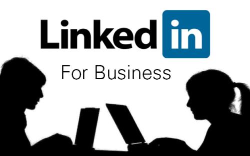 LinkedIn for Business.
