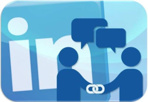 Boost your reach by joining LinkedIn groups.