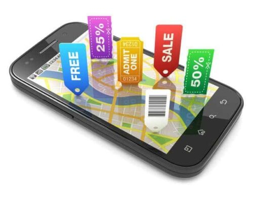 Mobile Commerce Gold Coast web design. Creative Ground.