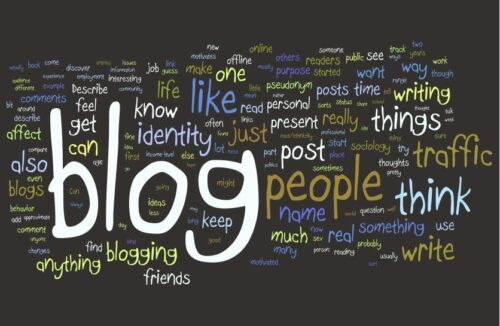 Creative Ground. Blogging on your website.