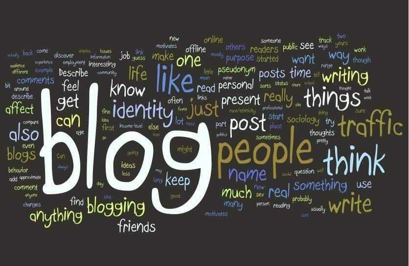 Creative Ground. Blogging on your website.