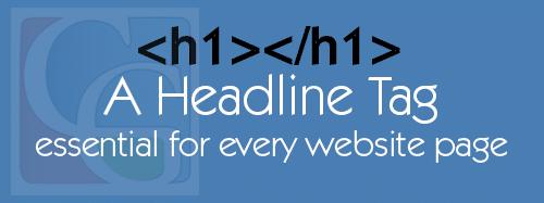 H1 Headline Tag