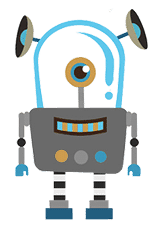 Search engine robots index your website, having great content will increase your websites ranking with google, bing and other search engines.